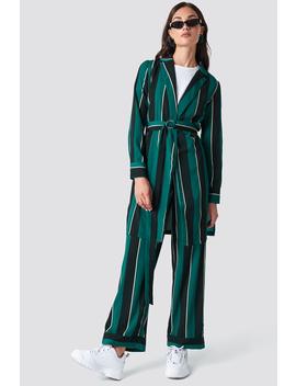Striped Dress Jacket by Rut&Circle