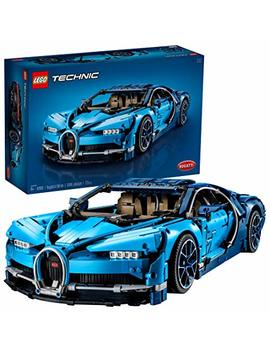 Lego Technic Bugatti Chiron 42083 Race Car Building Kit And Engineering Toy, Adult Collectible Sports Car With Scale Model Engine (3599 Piece) by Lego