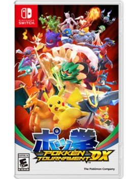 Pokkén Tournament Dx   Nintendo Switch by By          Nintendo