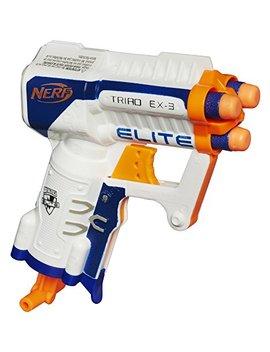 Nerf N Strike Elite Triad Ex 3 Blaster by Nerf