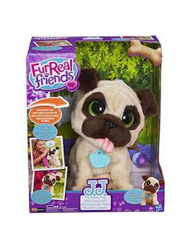 Furreal Friends Jj My Jumping Pug Pet Toy by Fur Real