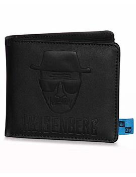 """Pyramid International"""" Breaking Bad (Heisenberg) Official Leather Wallet, Paper, Multi Colour, 21 X 21 X 1.3 Cm by Pyramid International"""