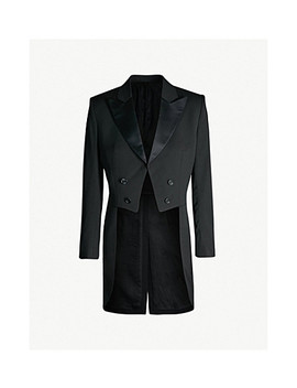 Stretch Wool Tailcoat by The Kooples