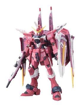 Bandai Hobby No.09 Justice Gundam Seed 1/144 Real Grade by Bandai Hobby