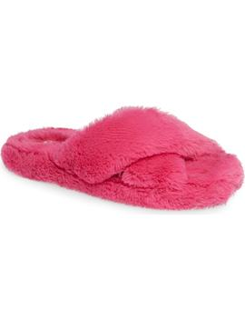 Giaa Faux Fur Slipper by Bp.