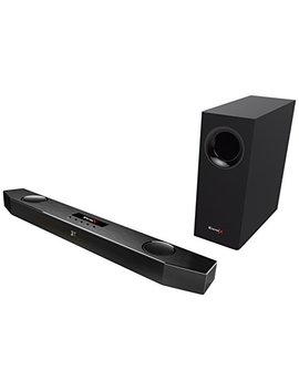 Creative Sound Blaster X Katana Multi Channel Gaming Soundbar   Bluetooth, Aux In, Usb Flash Drive, Headset Out, Mic In, Optical In, Usb For Pc, Ps4, Ps4 Pro And Ps4 Slim   Black by Creative