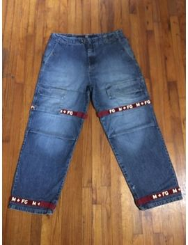 Le Jean De Marithe Francois Girbaud Mens Jean Size 42 M W X 34 L Preowned Big Tall by Marithe Francois Girbaud