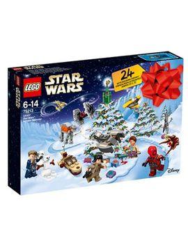Lego   Star Wars™   'advent Calendar' Set   75213 by Lego