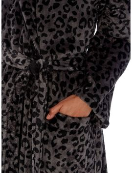 Chenille Robe by Dkny