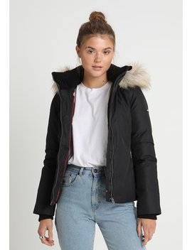 Hooded Jacket   Down Jacket by Tommy Jeans