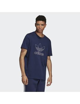 Outline Tee by Adidas