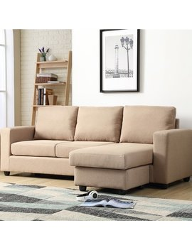 Mercury Row Cleland Heights Reversible Sectional & Reviews by Mercury Row