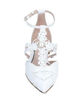 Paula Cademartori Ballet Flats   Footwear by Paula Cademartori