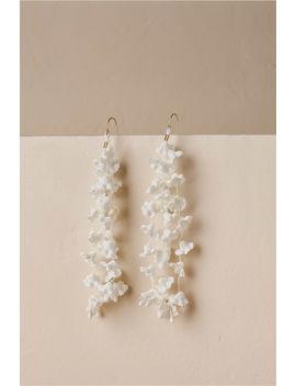 Blossom Earrings by Bhldn