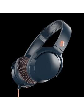 Skullcandy Riff Over Ear Headphones   Blue by Skullcandy