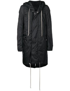 Hooded Parka by Rick Owens Drkshdw