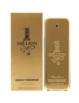 1 Million By Paco Rabanne   Men   Eau De Toilette Spray 3.4 Oz Nib! by Paco Rabanne