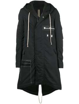 Darkshadow Raincoat by Rick Owens Drkshdw