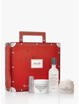 Fresh Rose Retreat: Petal Soft Skin Skincare Gift Set by Fresh