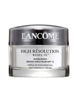 High Résolution Refill 3 X Anti Wrinkle Moisturizer Cream by LancÔme