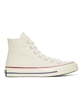 Baskets Blanches Chuck 70 High by Converse