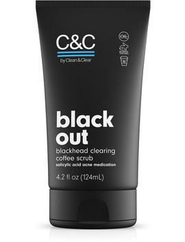 Black Out Blackhead Clearing Scrub by C&C By Clean & Clear