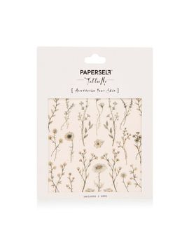 Wildflower Temporary Tattoos by Topshop