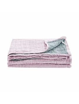 Joywell 100 Percents Premium Breathable Cotton Thermal Blanket Super Soft, Cozy And Warm For All Seasons, For Bed&Couch (Box, Twin) by Joywell