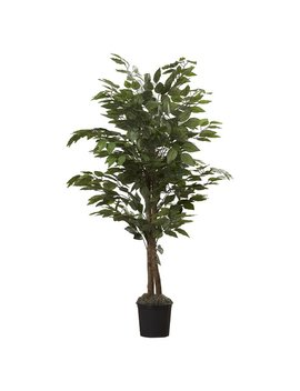 Three Posts Silk Bush Tree In Pot & Reviews by Three Posts