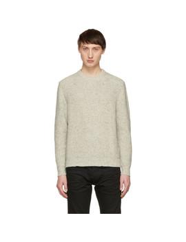 Grey Ivy Sweater by John Elliott