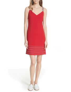 Colour By Numbers Lanchal A Line Dress by Ted Baker London
