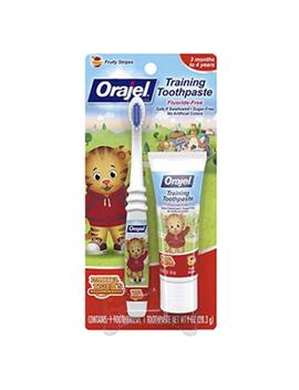 Orajel Training Toothpaste & Brush Thomas & Friends Tooty Fruity, 1.0 Ct by Orajel
