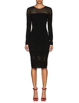 Heatherlynn Knit Dress by Ronny Kobo