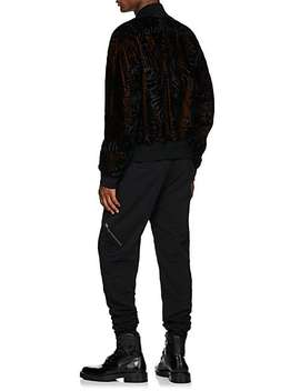 Cotton Biker Jogger Pants by Haider Ackermann