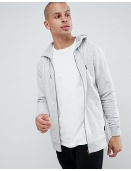 Only & Sons Zip Thru Hoodie by Only & Sons