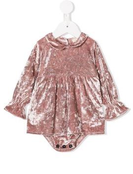 Velvet Dress Body by Douuod Kids