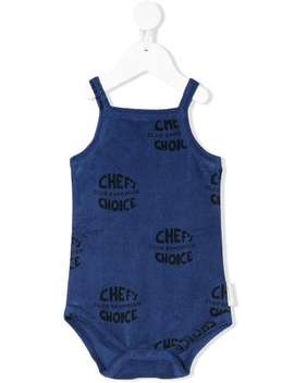 Chef's Choice Print Body by Tiny Cottons