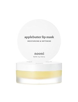 Nooni Applebutter Lip Mask 0.42 Ounces, Moisturzing Lip Care, Softening Formula, Mineral Oil Free,... by Nooni