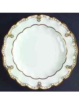 Royal Crown Derby Elizabeth (Gold Trim) Salad Plate 1167999 by Ebay Seller