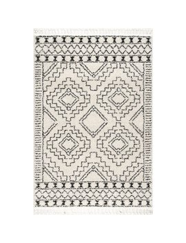 Union Rustic Lederer Off White Area Rug & Reviews by Union Rustic