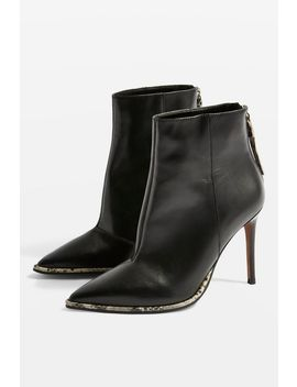 Harper High Ankle Boots by Topshop