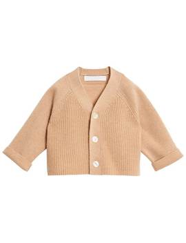 Classic Cardigan by Burberry Kids