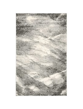 Mercury Row Vulpecula Grey And Ivory Area Rug & Reviews by Mercury Row