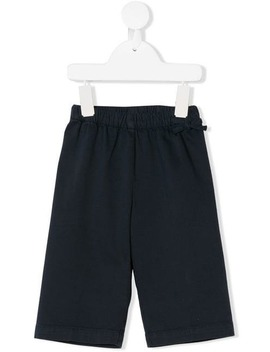 Elasticated Waist Trousers by Il Gufo