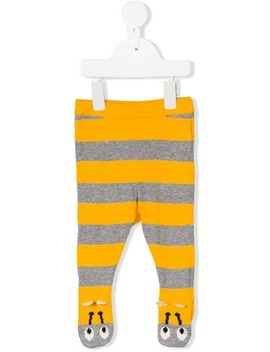 Striped Bumble Bee Trousers by Stella Mccartney Kids