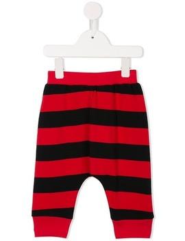 Striped Leggings by Stella Mccartney Kids