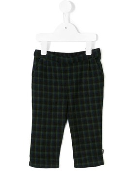 Checked Trousers by Imps & Elf
