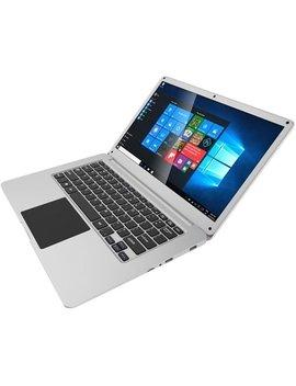 "14"" Laptop   Intel Celeron   4 Gb Memory   32 Gb Solid State Drive   Silver by Hyundai"