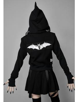 Dead Of Night Hooded Jacket by Widow