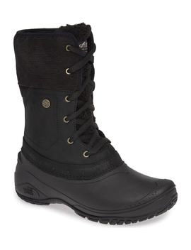 Shellista Roll Cuff Waterproof Insulated Winter Boot by The North Face